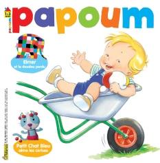 Papoum (revue) = 1 - 3 ans | Mounier, Emmanuel. Directeur de publication