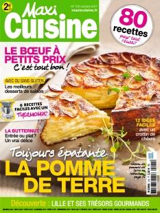 Subscription Maxi Cuisine Cafeyn