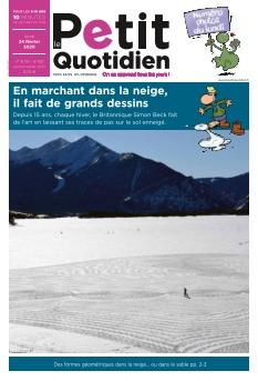 Subscription Le Petit Quotidien N Undefined Cafeyn By Lekiosk