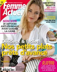Abonnement Femme Actuelle Hors Serie N 21593288 Cafeyn